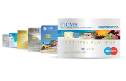 CMB Personal and Company Credit Cards